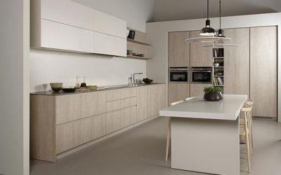 Elección del material del mobiliario de la cocina