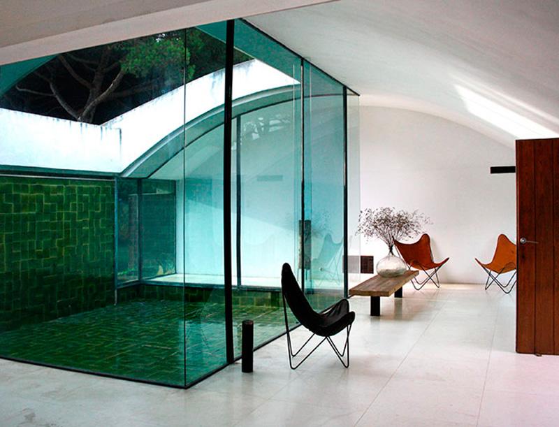 Casa La Ricarda en Barcelona, icono de arquitectura racionalista